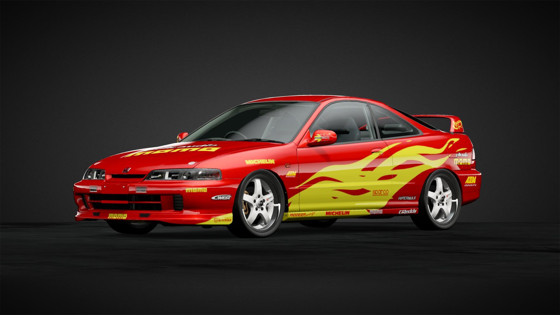 Acura Integra R Fast Furious Car Livery By Johnnyb7531 Community Gran Turismo Sport