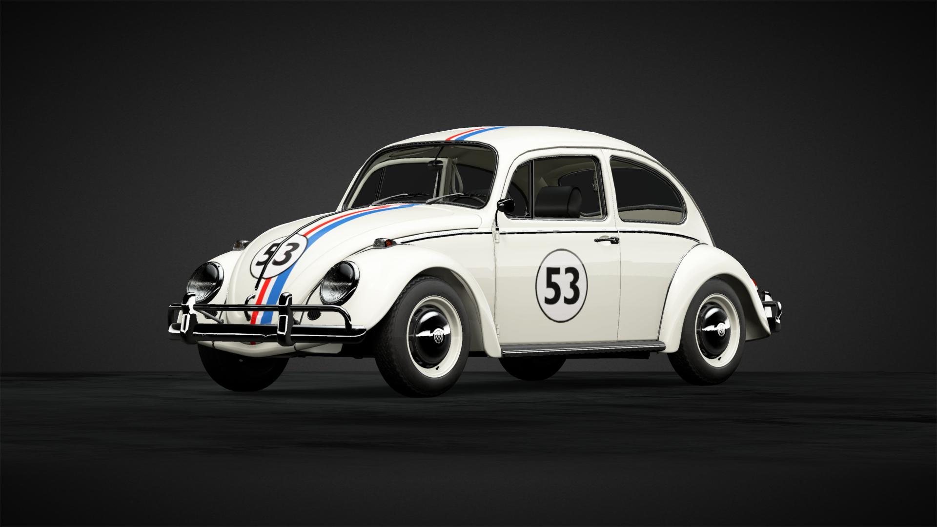 Herbie Car Livery By Pinneroldshoe Community Gran Turismo Sport