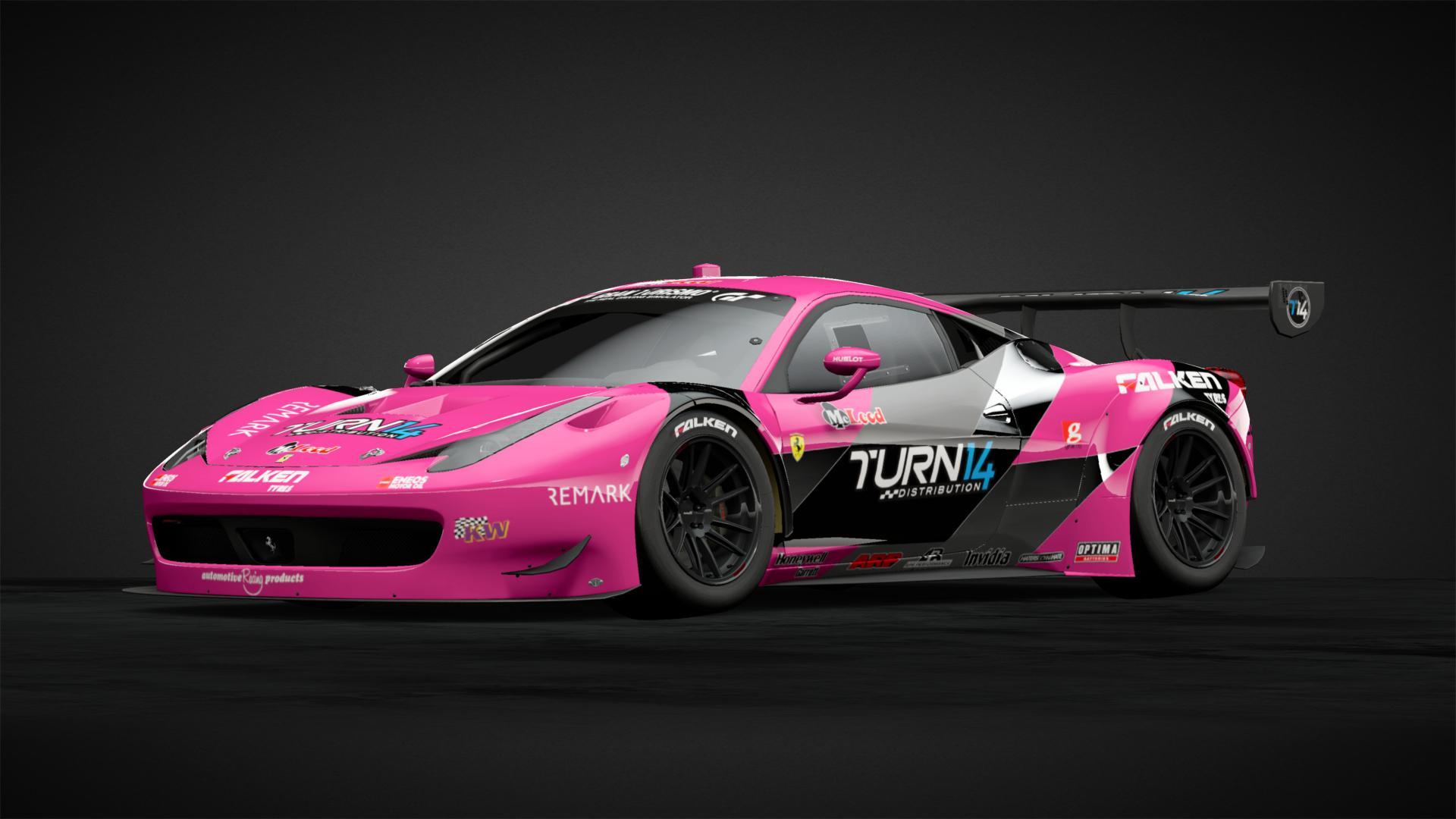 Ferrari Turn 14 Drift Car Car Livery By Ayla2004james Community Gran Turismo Sport
