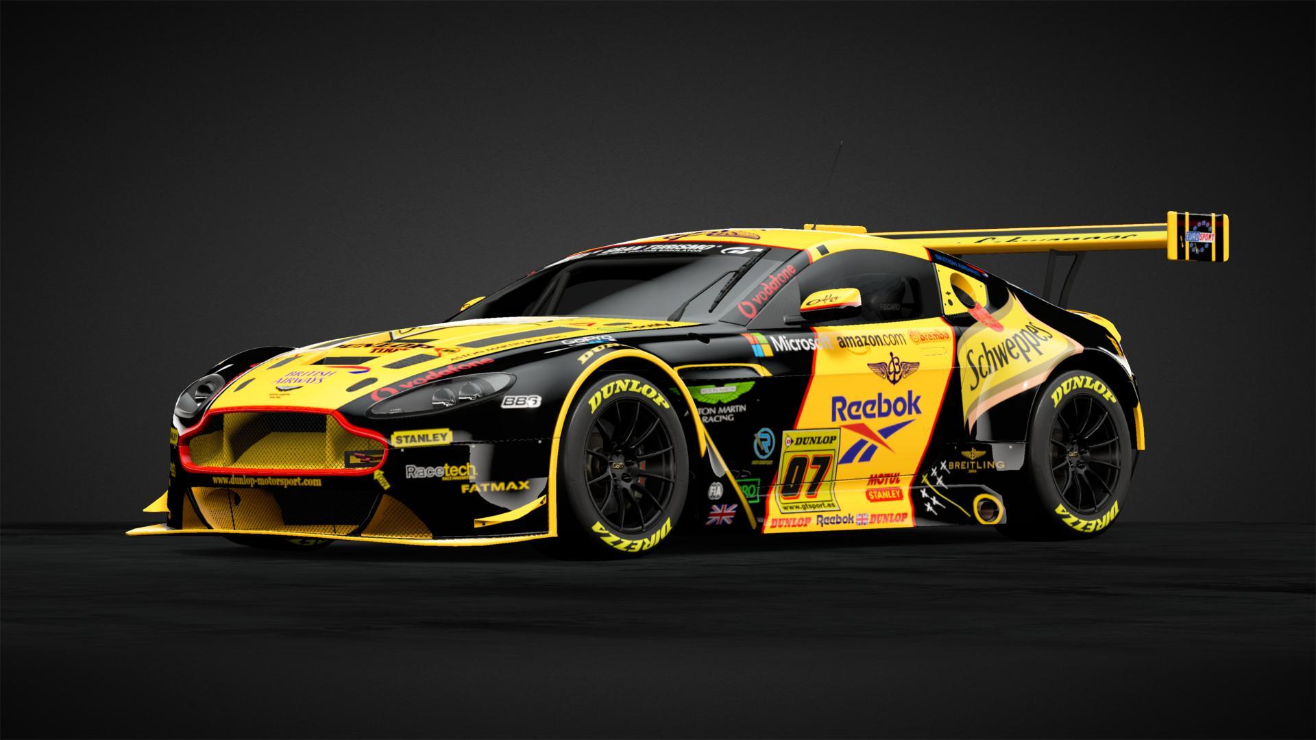 Aston Martin Vantage Gt3 Car Livery By Sopokuhu Community Gran Turismo Sport