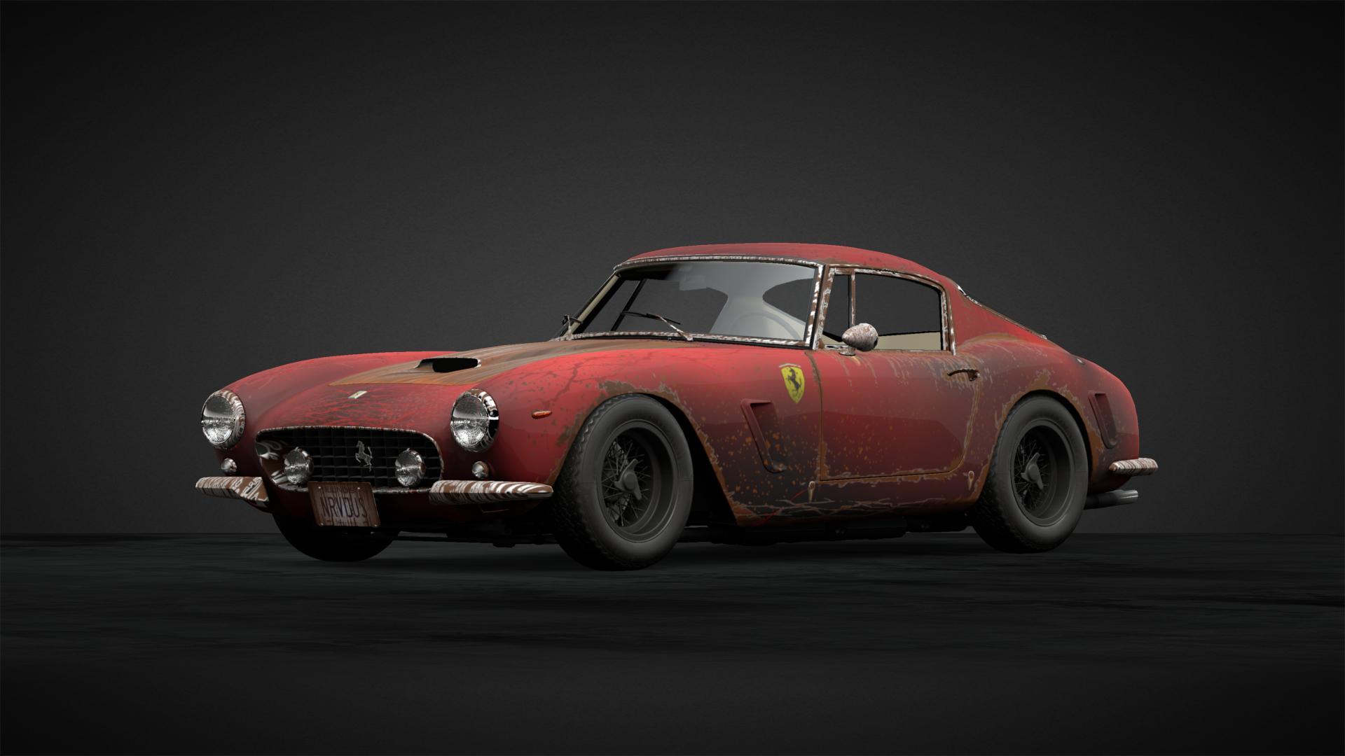 Ferrari Barn Find Car Livery By Julianonobrega Community Gran Turismo Sport