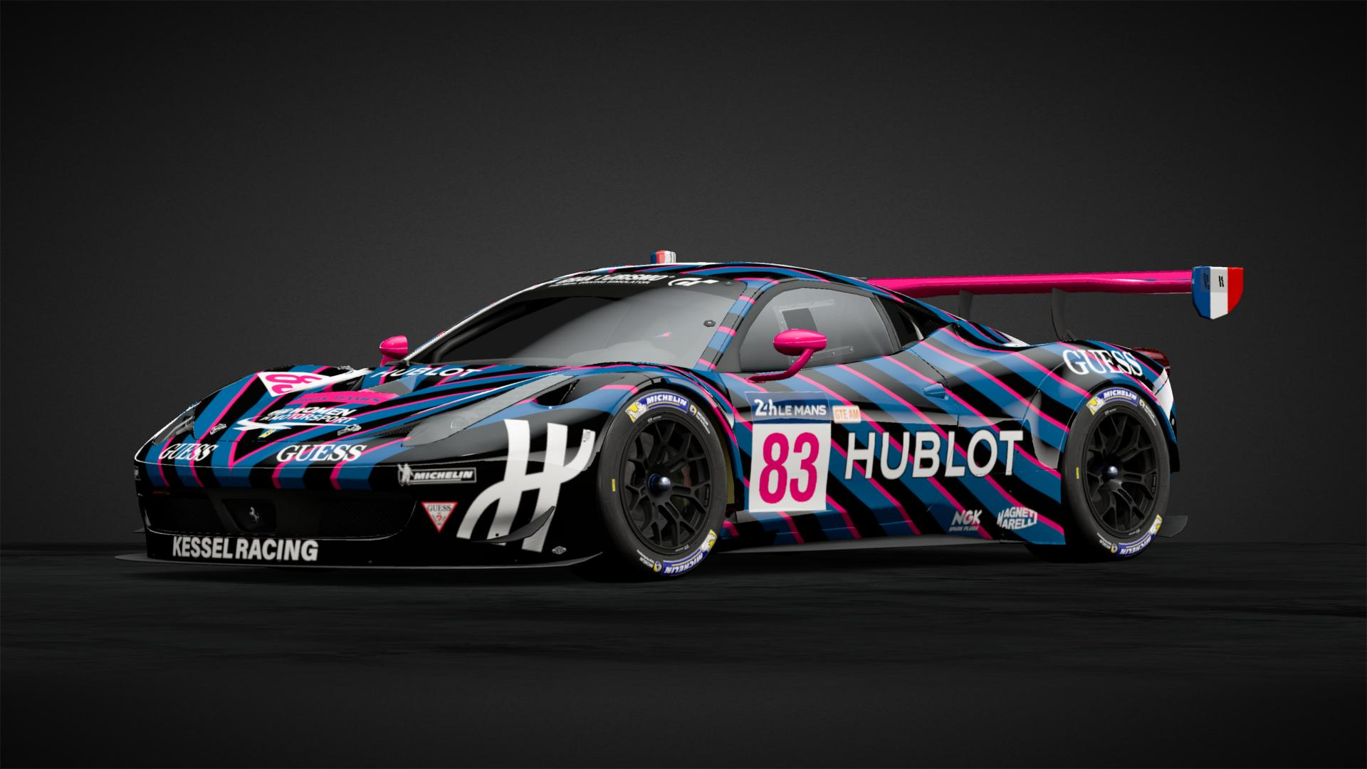 Kessel Racing 24hr Car Livery By Mmxtreme Community Gran Turismo Sport