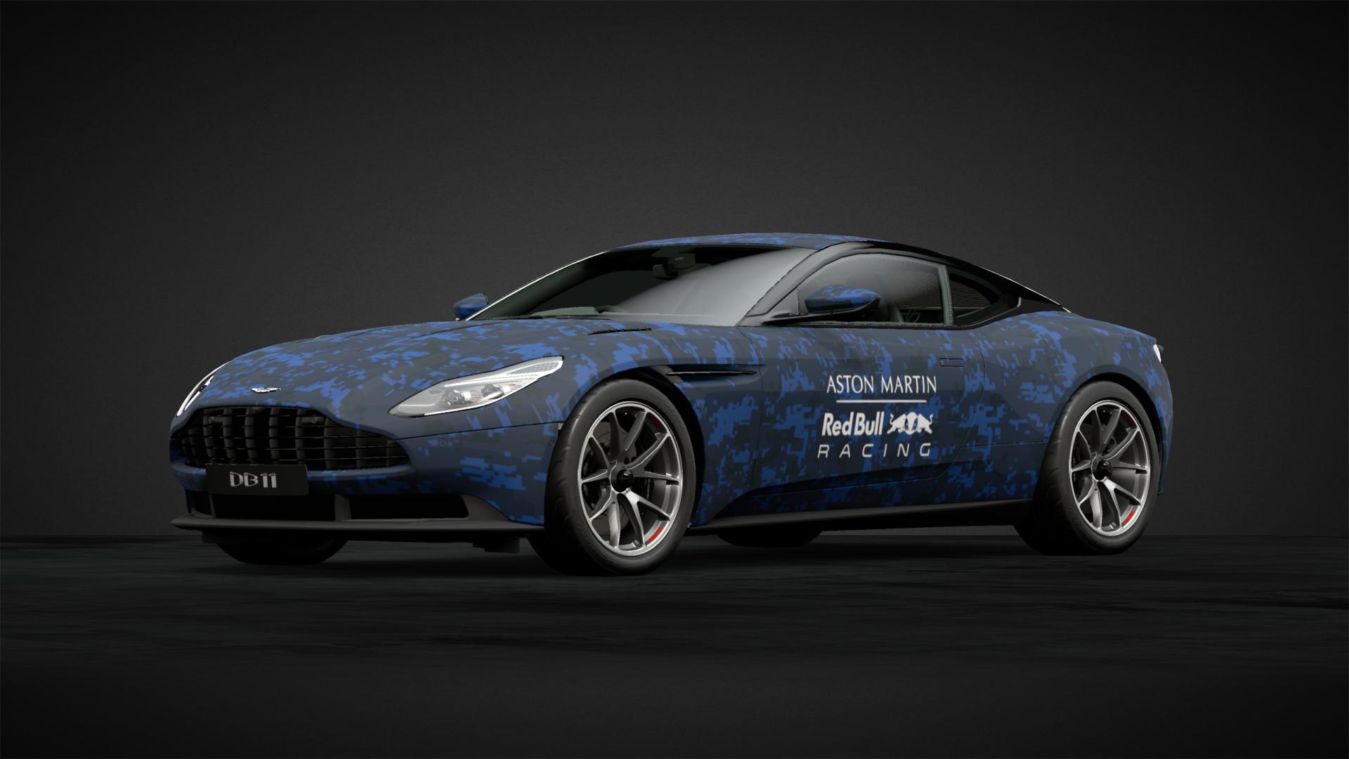 Redbull Aston Martin Db11 Car Livery By Scesg400 Community Gran Turismo Sport
