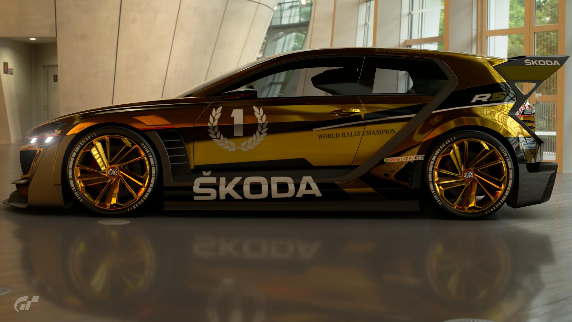 Skoda Fabia R5 Wrc2 World Champ Scapes Photos By Svanacore Community Gran Turismo Sport