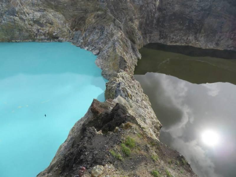 Volcanic Lakes of Kelimutu