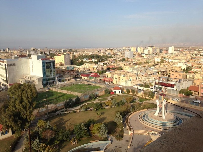 Erbil City View