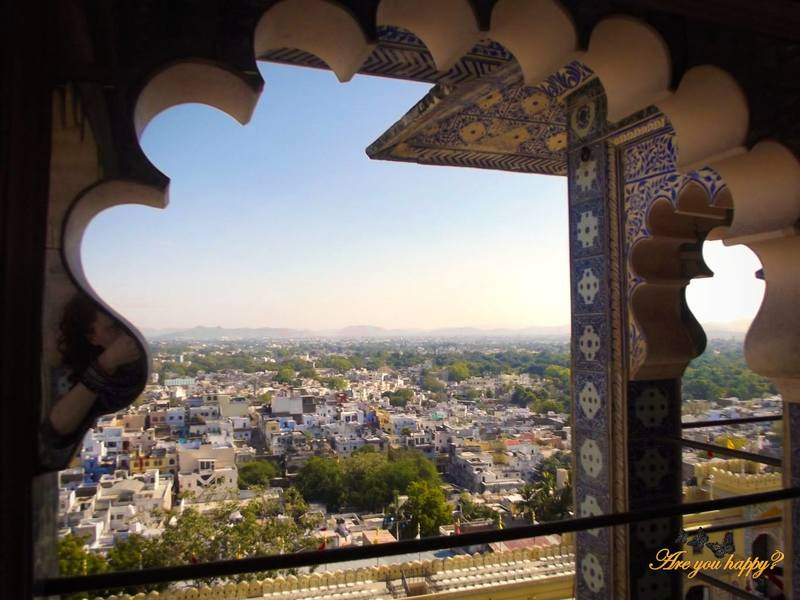 Udaipur – View from City Palace
