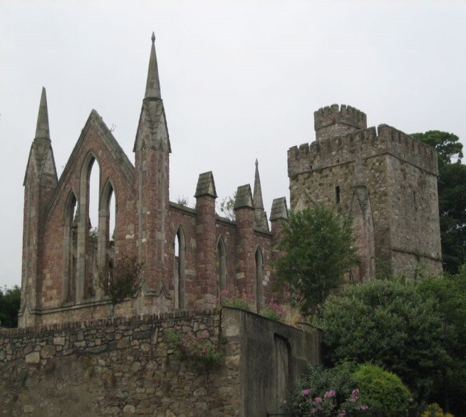 Selkar Abbey, Wexford