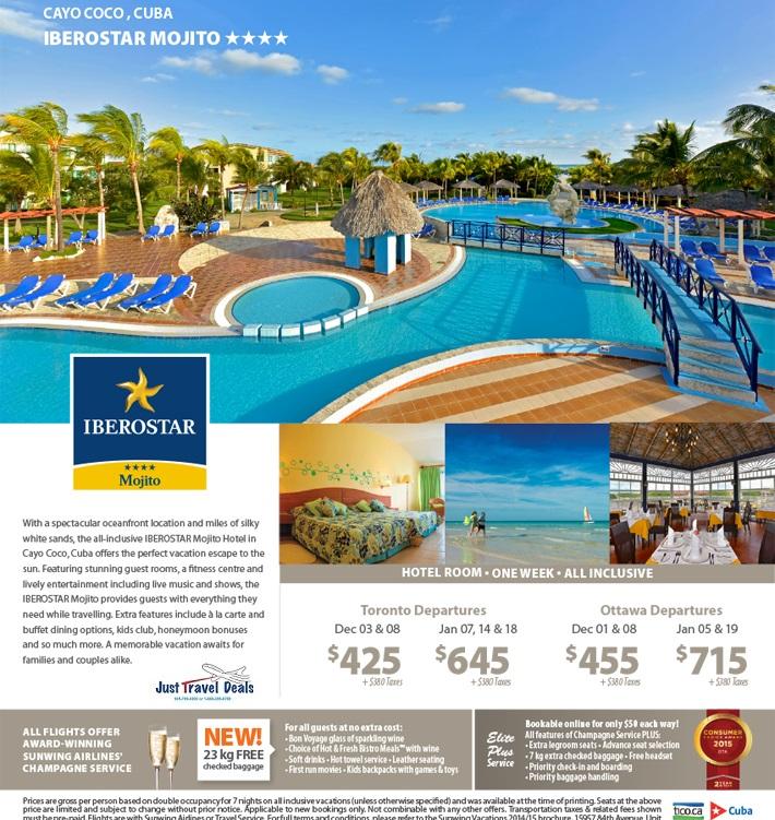 Experience A Stunning Cayo Coco Beach At Iberostar Mojito