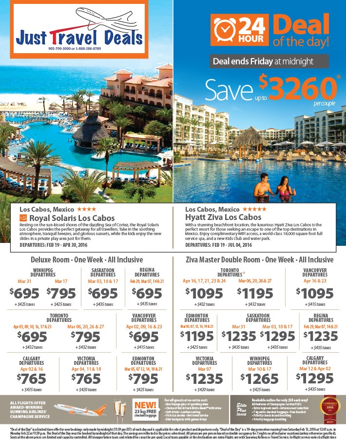 Los cabos last minute vacation deals save 3260 for Last minute travel california