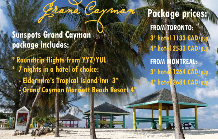 Grand Cayman Package Deals
