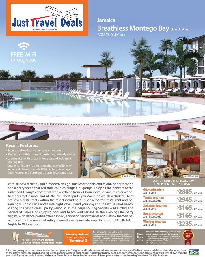 adult only resorts in jamaica № 321087