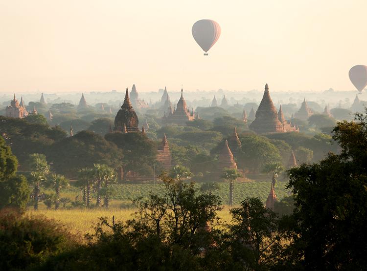 Myanmar River Cruise AwaWaterways