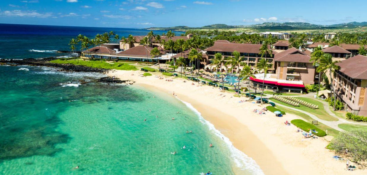 Sheraton Kauai Overview