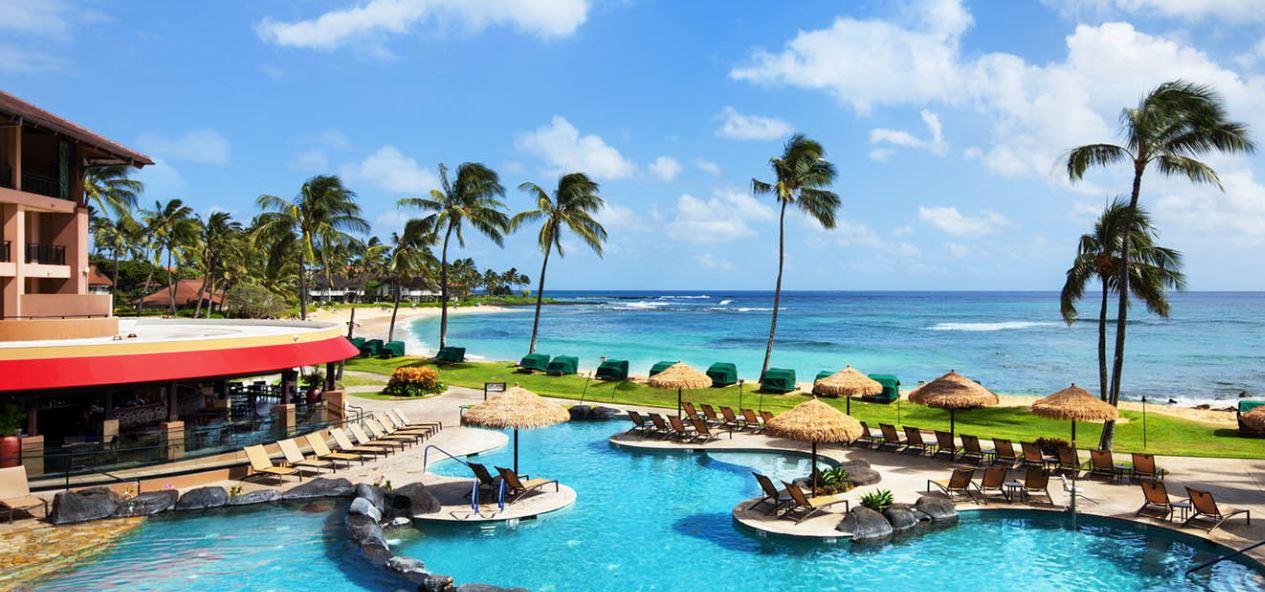 Sheraton Kauai Pool