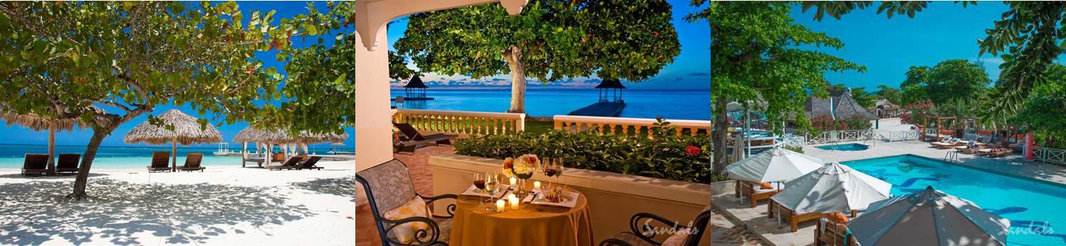 Sandals Montego Bay Jamaica