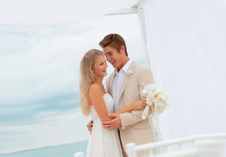 Stunning Overwater Wedding Chapel At Sandals Grande St Lucian
