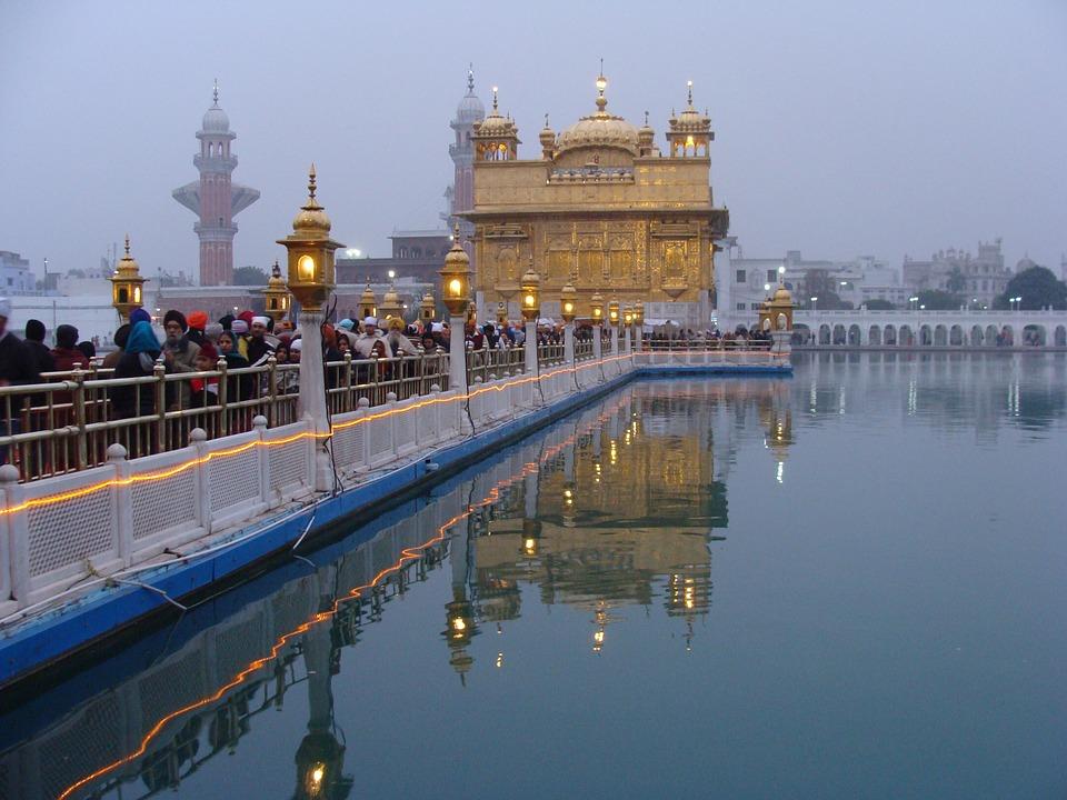 short essay on golden temple