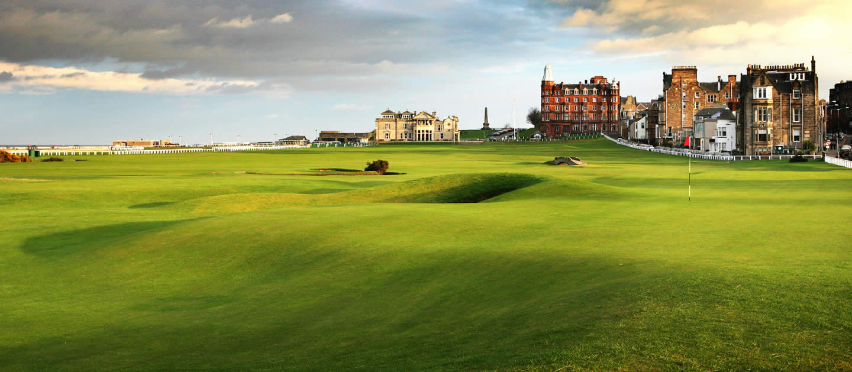 A Private Golf Tour In Scotland