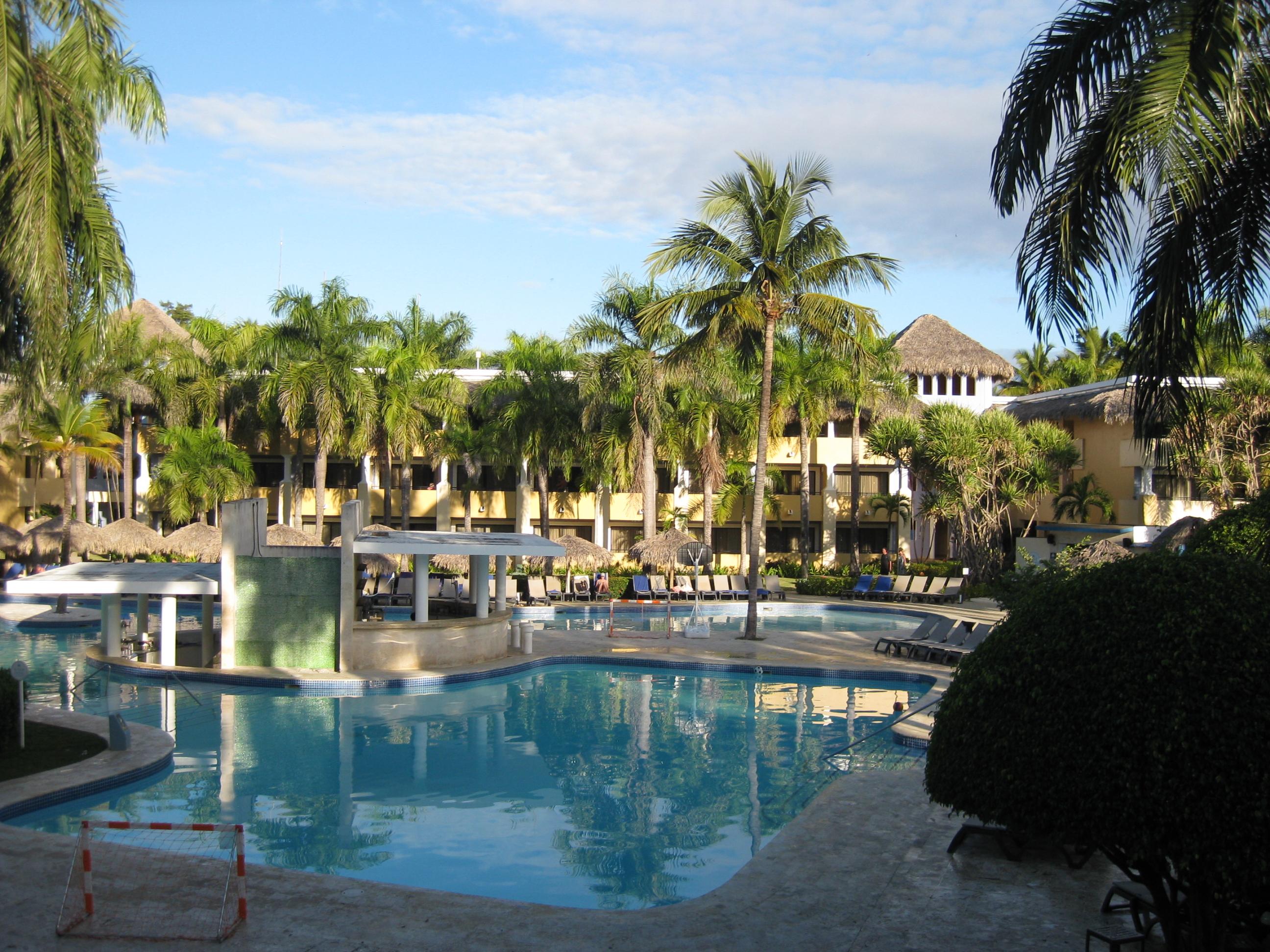 Iberostar Costa Dorada Main Pool