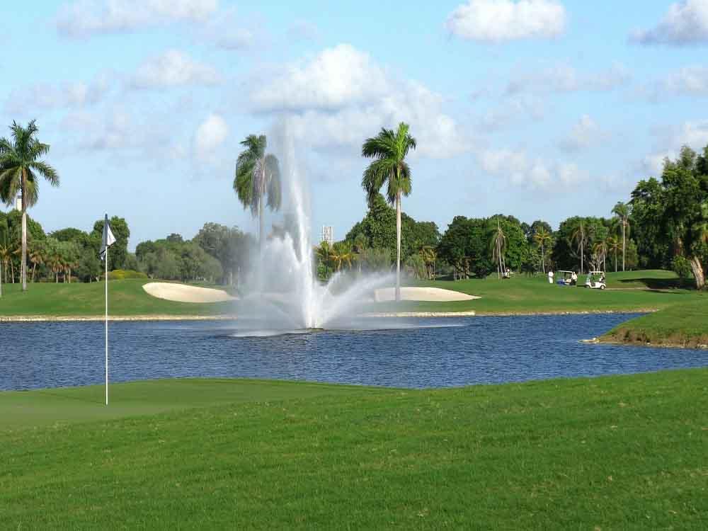 golf in Miami Florida