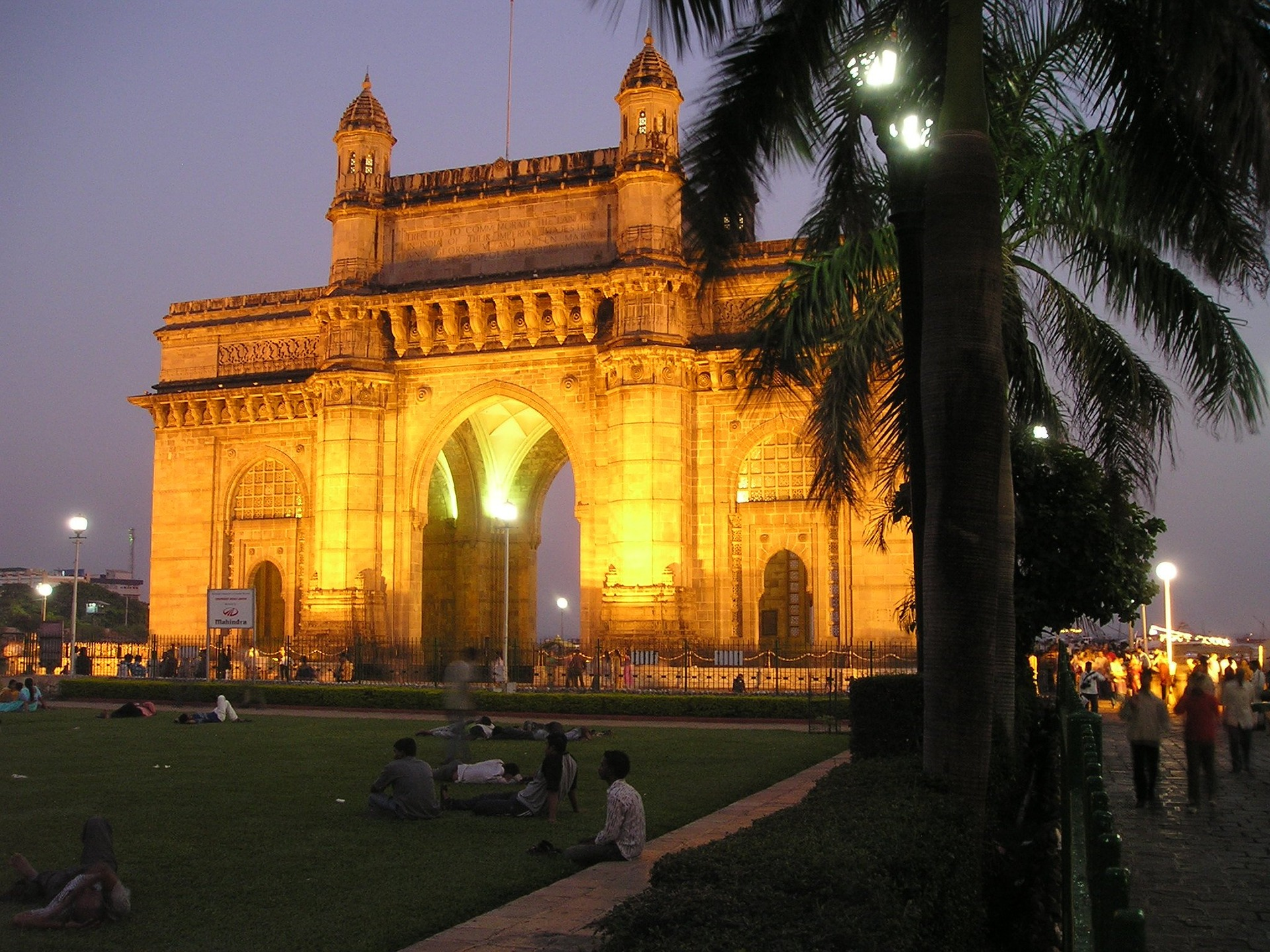 Visit Mumbai, formerly known as Bombay, in our 2017 tour of India and Dubai