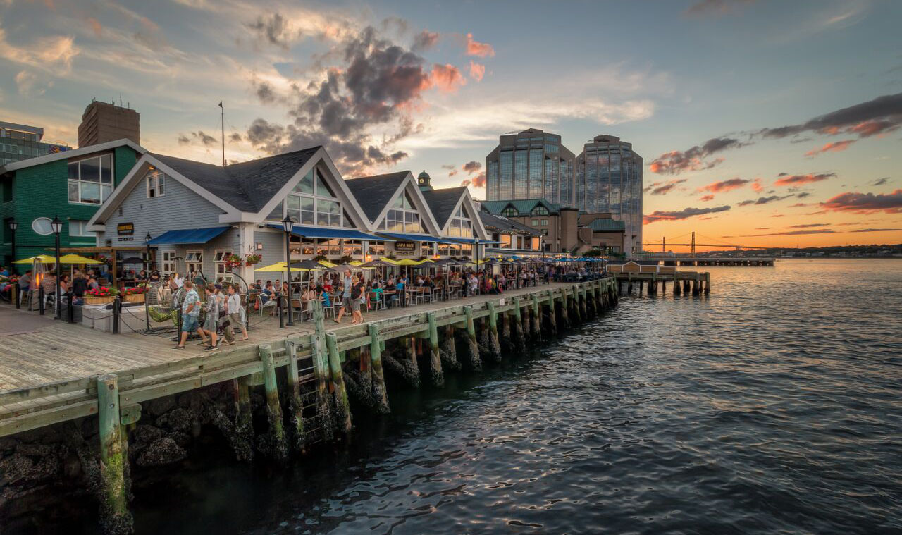 Halifax, one of Canada's most beautiful cities, is where your tour will begin.