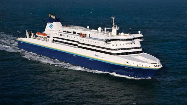 The Marine Atlantic Ferry
