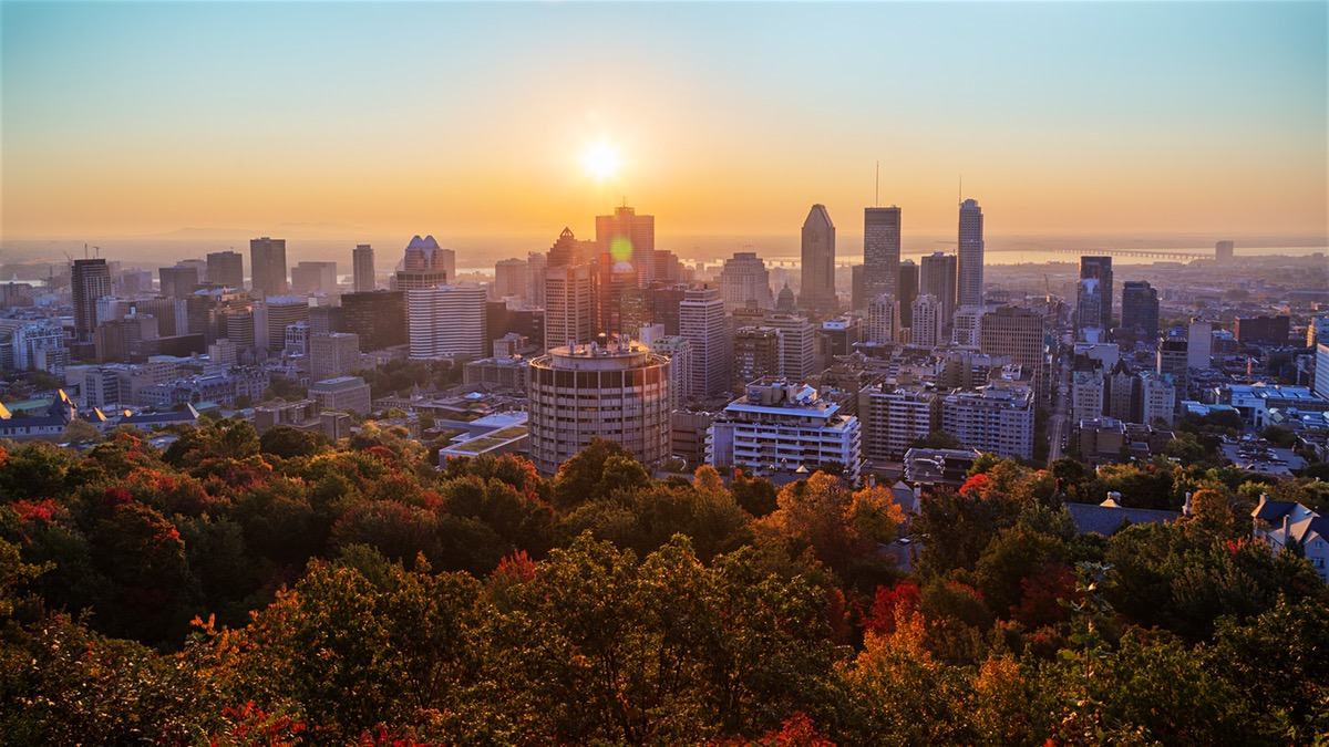 "Bid ""au revoir"" to Montreal, one of Canada's most beautiful cities, as you return home from your voyage, feeling enriched."