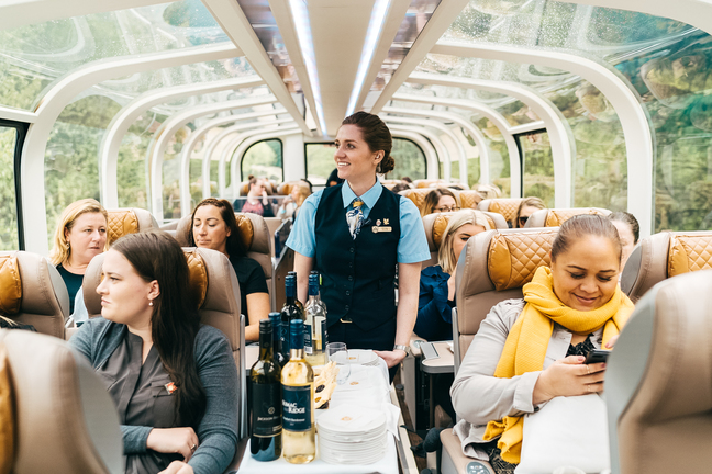 This incredible Canadian tour includes a voyage on the world-famous Rocky Mountaineer!
