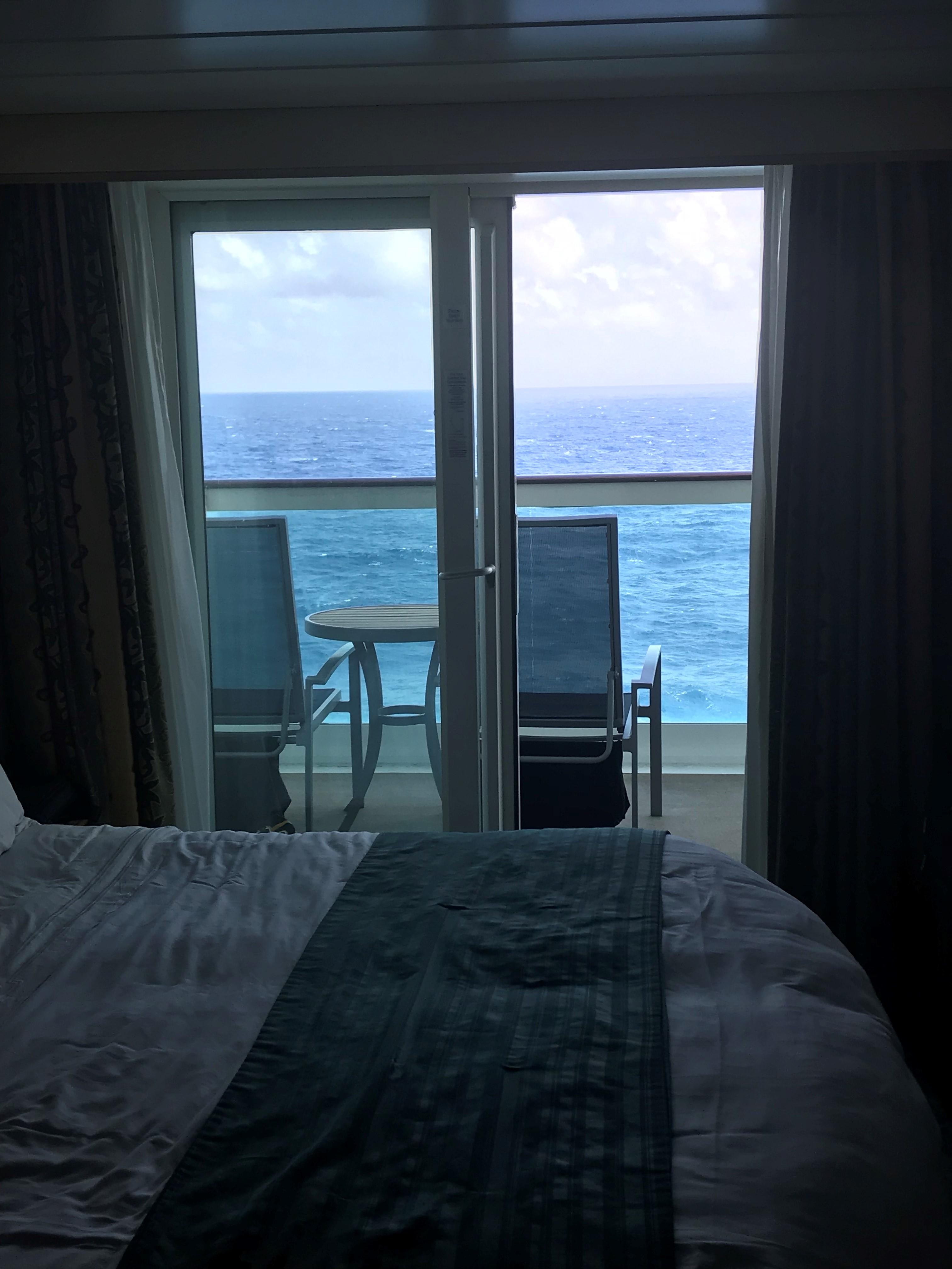 Freedom of the Seas - Balcony Room
