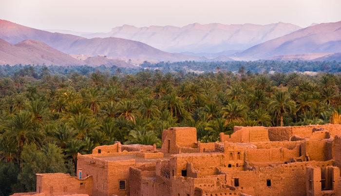 Mountains of Morocco