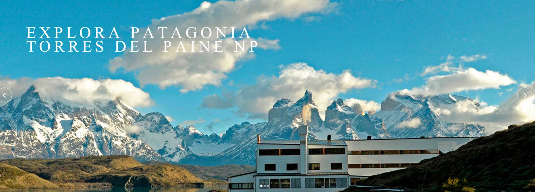 16 DAYS SPECTACULAR PATAGONIA SMALL GROUP TOUR