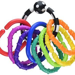 Sassy ring of links