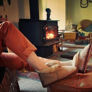 Softstar fireside slipper lifestyle