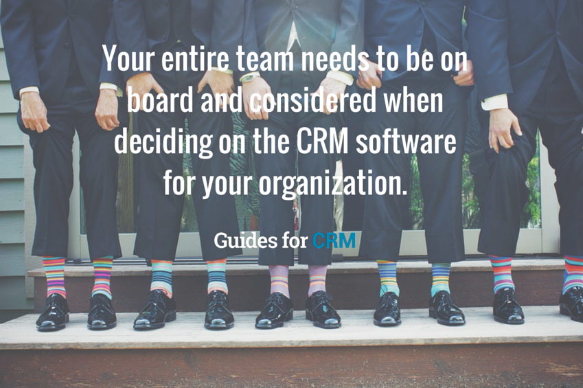Does My Business Need a CRM Software