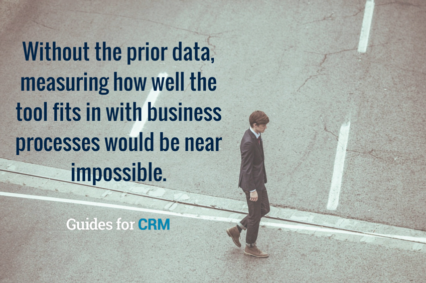 There is Inadequate Data