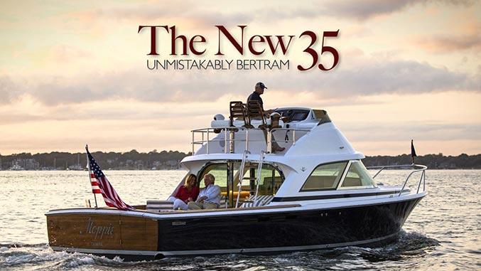 the new 35 unmistakably bertram