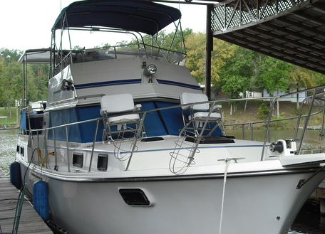 36' Carver- Rainbows End