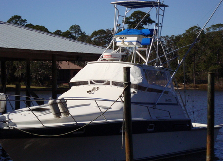 34' Luhrs Sportfish-The Alpha