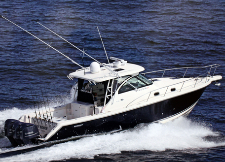 375 Pursuit Offshore- Only Bidder