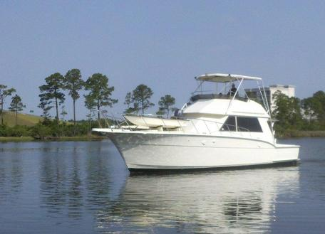 45' Hatteras Convertible-Sea Esta
