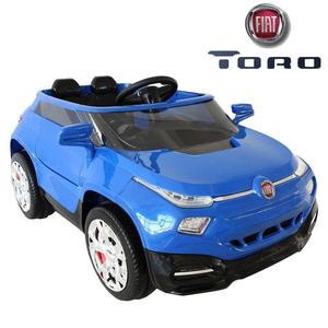 SUPERPROMO Nueva Camioneta Fiat Toro a Bateria + Control Remoto