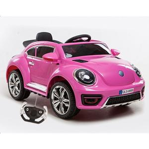 Escarabajo12v New Beetle Style a Bateria Mp3 Usb
