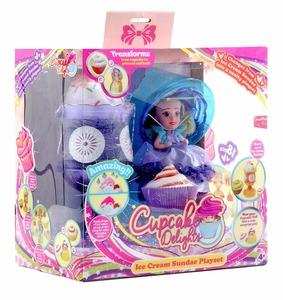 Cupcake Delight Playset- Pastel