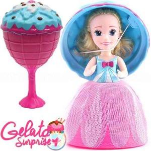Sundae Surprise Muñeca Perfumada Cupcake Novia