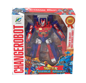 Figura de Accion Transformers Robot 20 cm