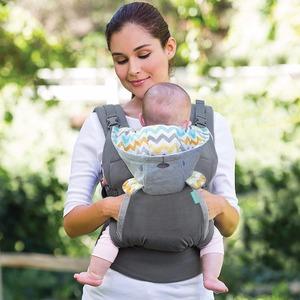 Mochila Porta Bebé Infantino Cuddle Up Con Capucha 5.5-18 Kg
