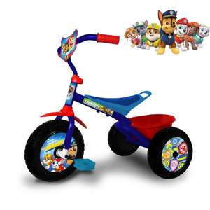 Triciclo Disney Paw Patrol Original Unibike - Ultra Resistente