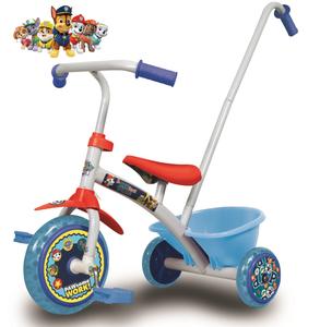 Triciclo Disney Paw Patrol Unibike - Ultra Resistente + manija